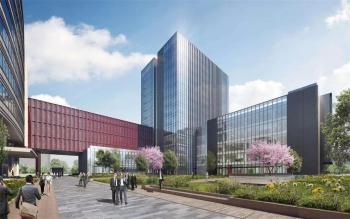 联想上海研发中心扩建项目又有新进展,预计2019年底竣工!