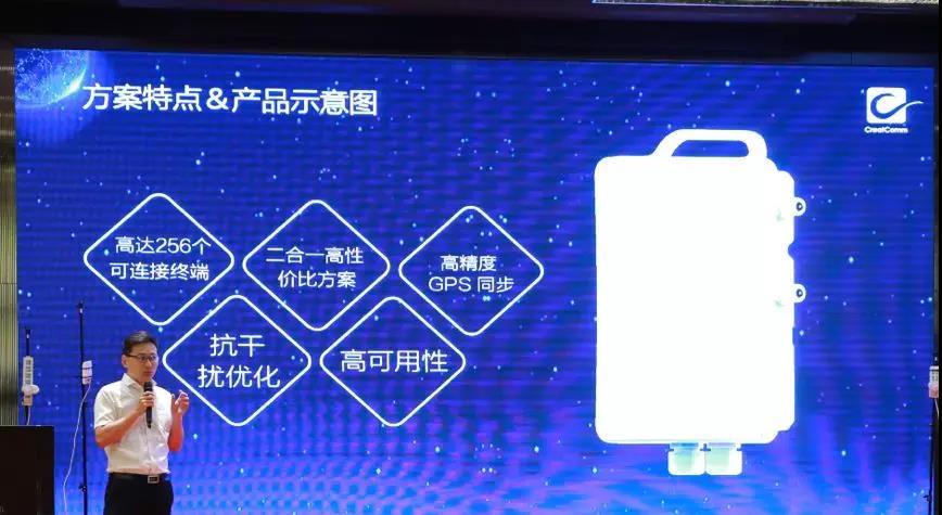 宽带IOT传输市场国内第一的企业,在张江成功发布了多款AI技术和产品!