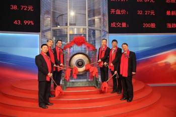 融资超10亿!张江企业燃爆上交所,科博达今日成功上市!