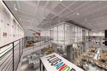 硅谷来的科创加速器,在张江设立了超13000㎡的长三角区域总部