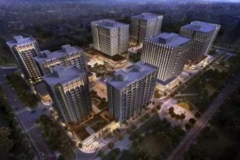 打造26万㎡商业区!张江这里的商务办公楼建设迎来新进展