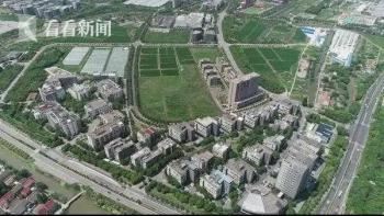 """上海推出首批9幅产业用地""""标准地"""",张江就有一块"""