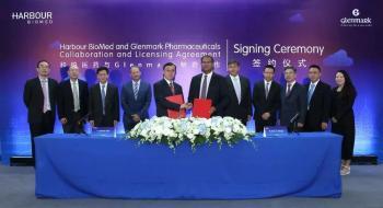 和铂医药与Glenmark签署同类首创双特异性抗体药物战略合作与独家授权协议